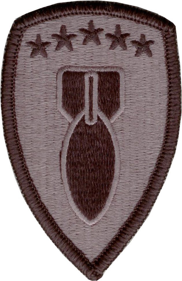 Eod Badges Antonio Prieto Barrio
